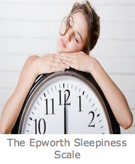 The Epworth Sleepiness scale